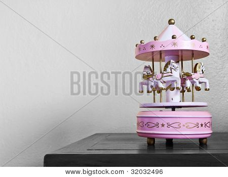 Carousel toy