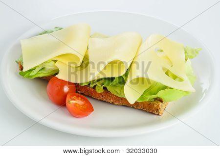 Emmenthal Sandwich