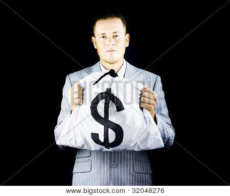 Sincere Banker Or Business Broker