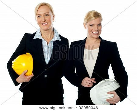 Young Female Architects