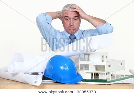 Architect desperate