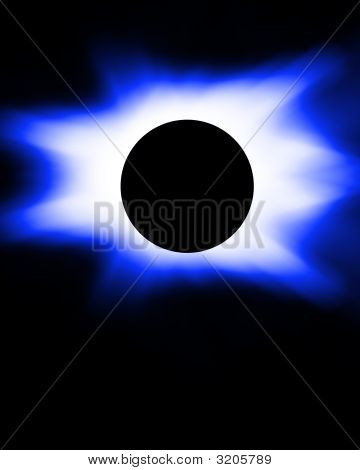 Blue Eclipse