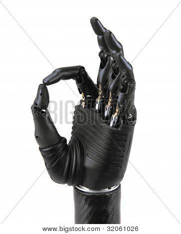 Prosthetic hand ok