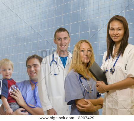 Doctors And Interns