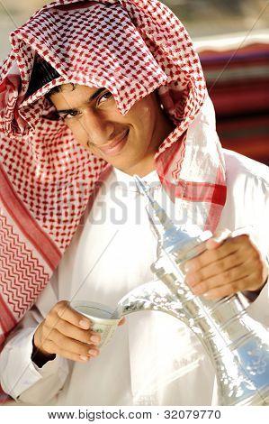 Arabic Islamic hospitality