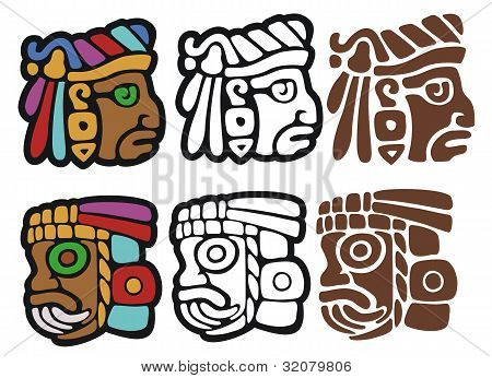 Ornamentos maias