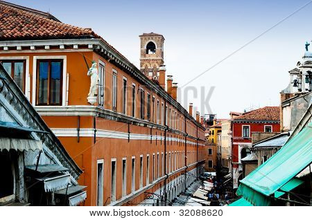 Venice, Italy - architectural details