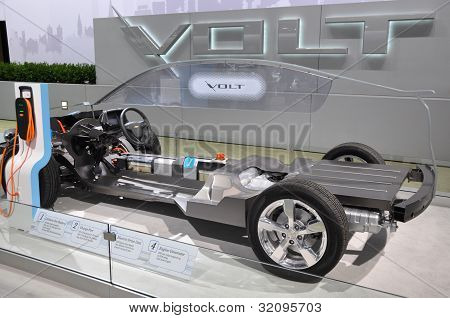 Internal Workings of the Chevy Volt