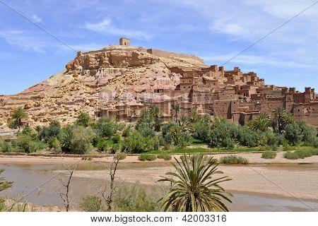 Ait Benhaddou Kasbah,Morocco