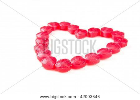 Array Of Love Candy