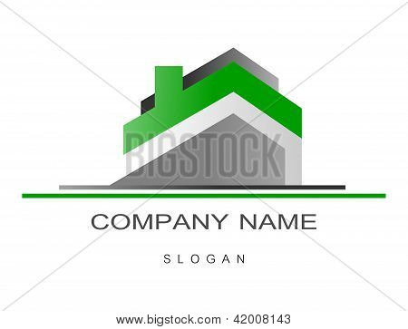 Real Estate icon design