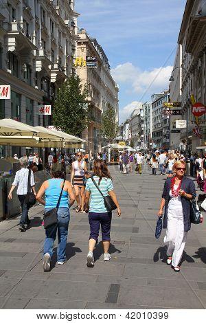 Vienna Visitors