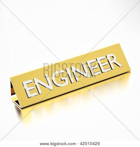 Engineer Job Profession