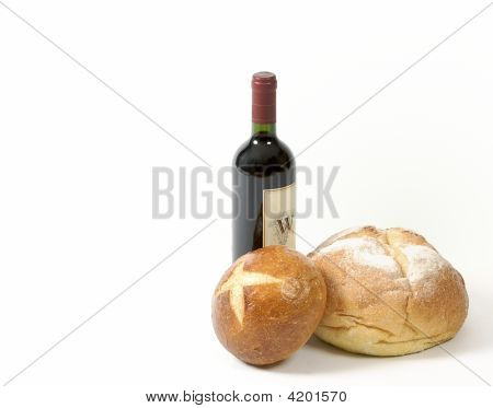 Wine With Bread