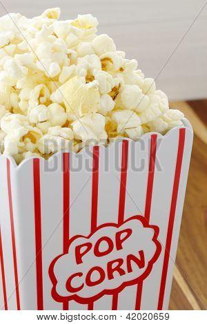 Fresh Delicious Popcorn