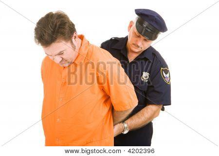 Prisoner And Police Officer