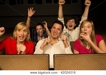 Concert Audience Cheering