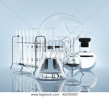 Equipment For Chemistry Experiments