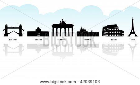 European Landmark.eps