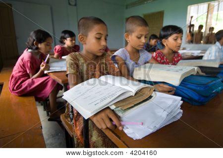 School Kids In Bangladesh