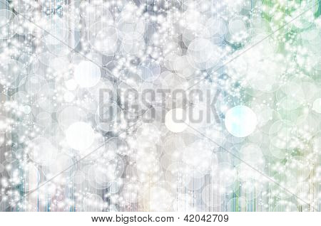 Abstract Magic Background