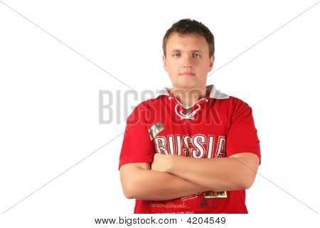 Fan Sport Man