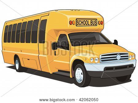 School bus - my design