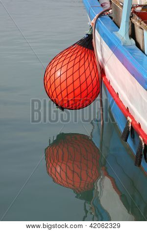 Fishing Boat Malta