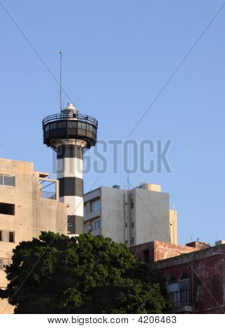 Lighthouse In The City (Beirut-Lebanon)