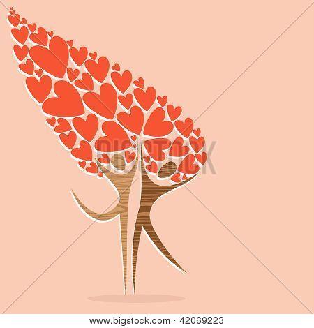 Diversity Tree Of Love