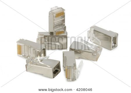 Rj-45 Connectors