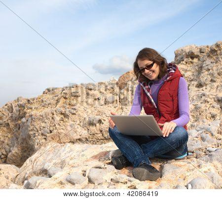 Working Outdoor