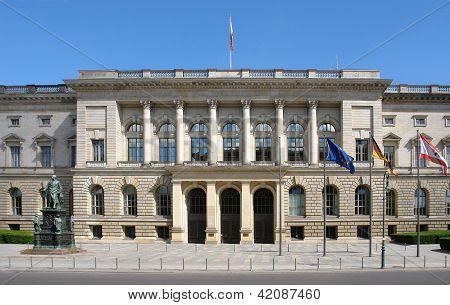Preussischer Landtag In Berlin