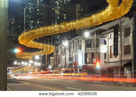 Night In Chinatown