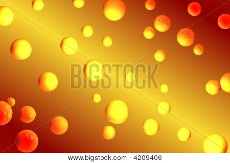 Earth Tone Bubbles