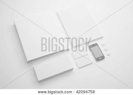 Corporate Identity Briefpapier