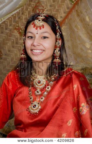 Smiling India