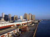 picture of katrina  - OLYMPUS DIGITAL CAMERA  New Orleans Riverwalk 1 year after hurricane Katrina - JPG