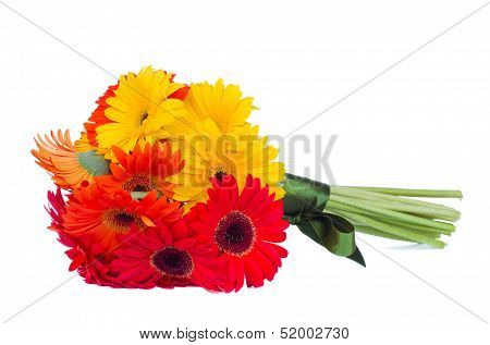 gerbera flowers posy