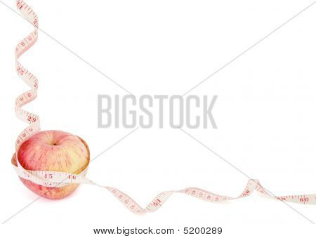 Apple Diet Frame With Copyspace_0047