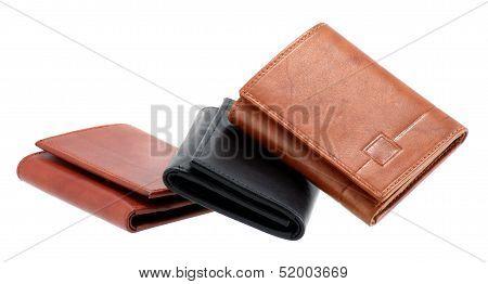 Three Gents Wallets