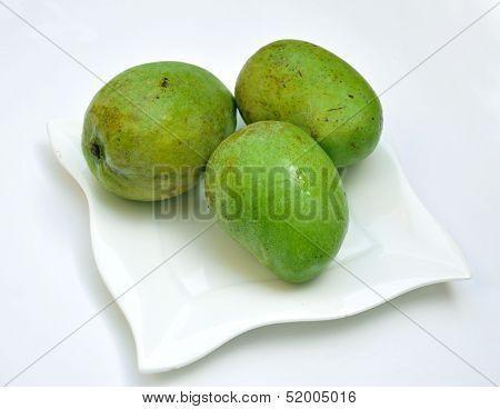 Unripe Mango Pieces-14