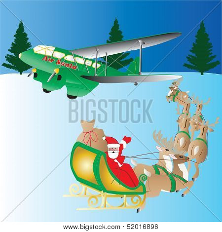 Air Santa