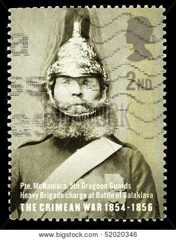 Britain Crimean War Postage Stamp