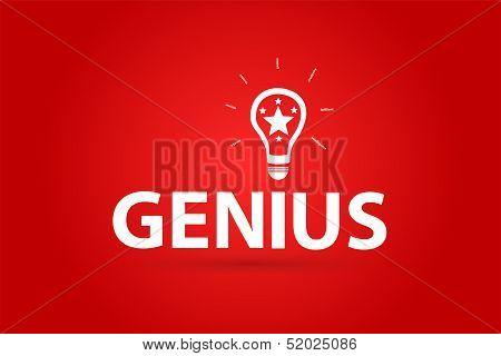 Genius Idea Of A Mastermind