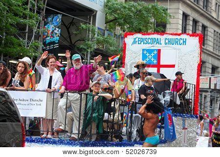 Episcopal Church Gay & Lesbian Outreach