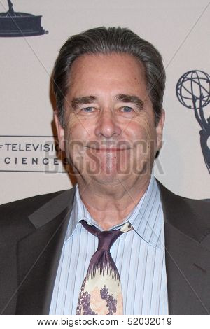 LOS ANGELES - OCT 7:  Beau Bridges at the An Evening with James Burrows at Academy of Television Arts and Sciences on October 7, 2013 in North Hollywood, CA