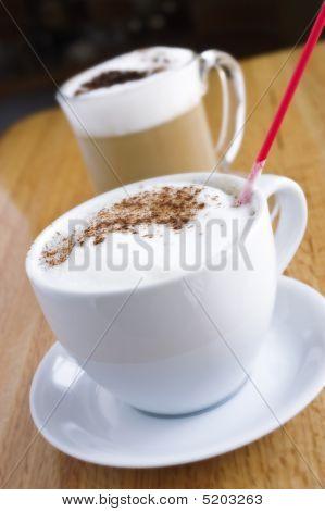 Cappuccino e Latte