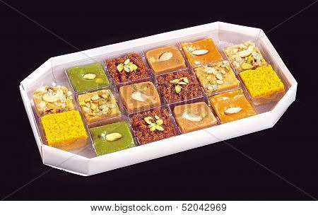 Mix Sweets in Box