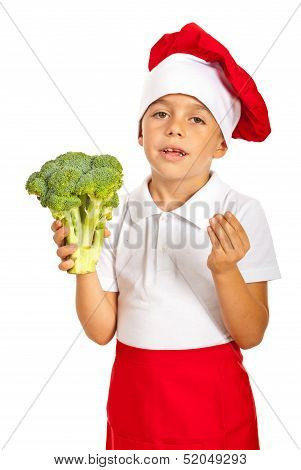 Broccoli It Is The Best